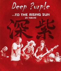 Cover Deep Purple - ...To The Rising Sun In Tokyo [DVD]